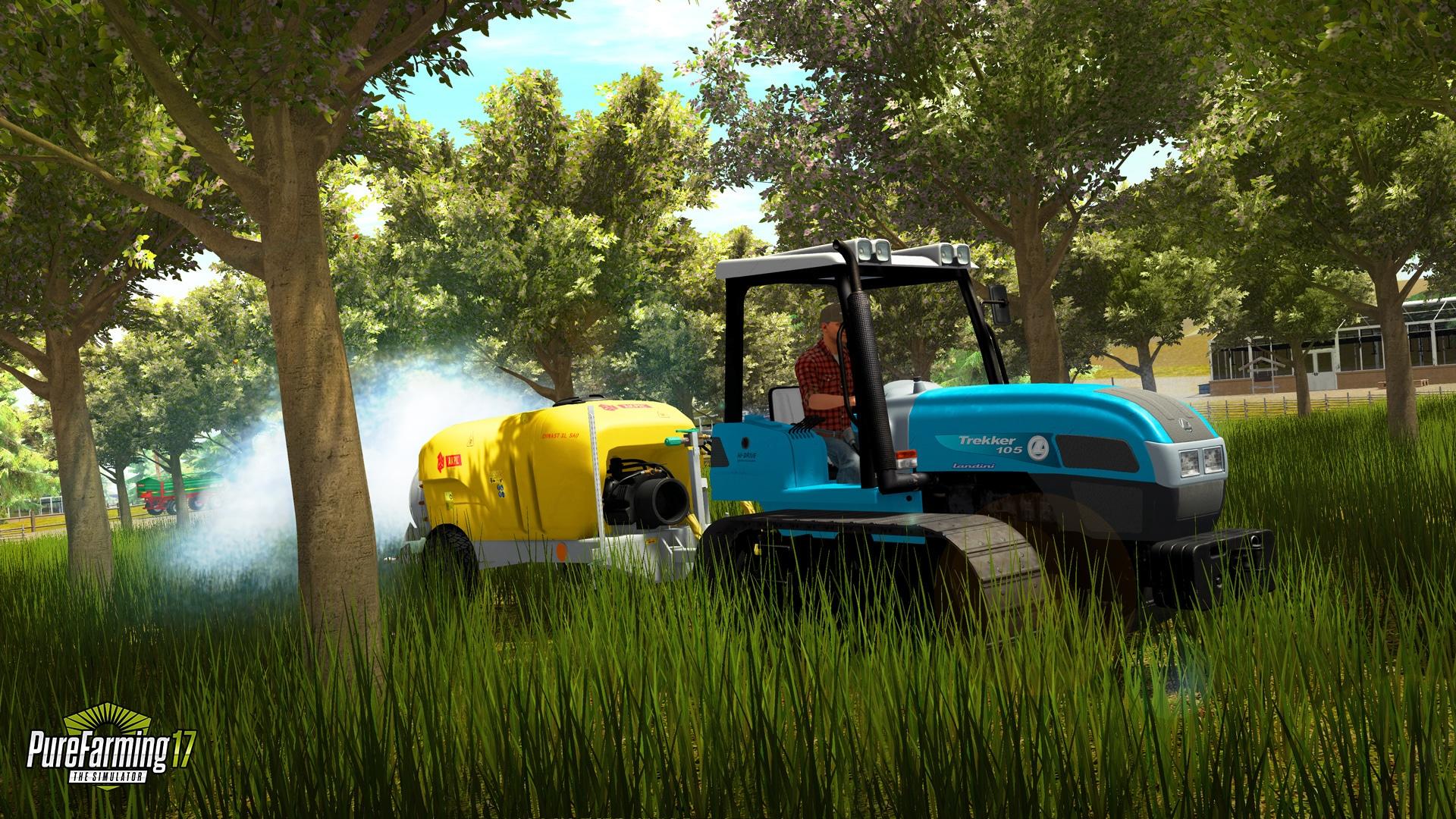 Pure Farming 2018: News from Gamescom 2016