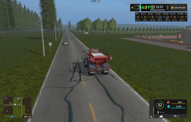 MidWestUSA V Multifruit MAP Mod Download - Midwest of usa map
